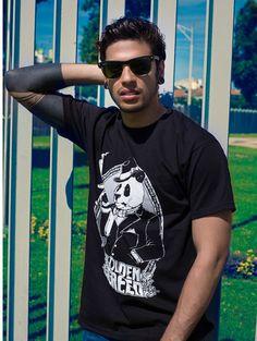 Celso - panda t-shirt