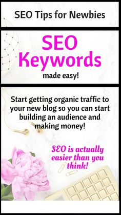 SEO Tips For The Newbie: How To Get Found Online. Without the right kind of SEO, no one will know your site exists. Use the tips below to get noticed. To optimize your place on search engine results, inclu E-mail Marketing, Marketing Digital, Affiliate Marketing, Content Marketing, Business Marketing, Chopra Center, Make Money Blogging, How To Make Money, Earn Money