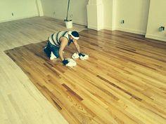 NYC Floor Pro inc projects -Refinishing