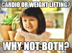 how to get motivated to exercise when you hate working out. getting healthy. cardio and weight lifting. Workout Memes, Gym Memes, Gym Humor, Fitness Memes, Funny Memes, Michelle Lewin, How To Get Motivated, Mommy Workout, Gym Quote