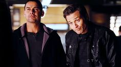 """Esposito and Ryan. I kind of love you. Especially Esposito....or """"The Situation"""", as I like to call him."""