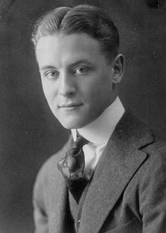F. Scott Fitzgerald | 24 Photos Of Famous Authors When They Were Coming Of Age
