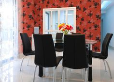 Affordable wallpaper for a home