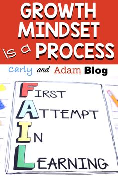 Growth Mindset Read Alouds — Carly and Adam Growth Mindset Lessons, Counseling Activities, Stem Activities, Learn Earn, Student Teaching, Teaching Ideas, Fixed Mindset, Stem Learning, Coding For Kids