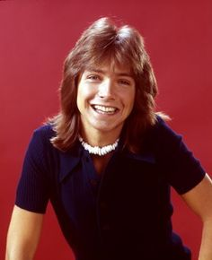 David Cassidy as Keith Partridge in 1972.