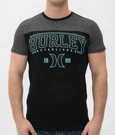Hurley Bold T-Shirt - Men's Shirts/Tops | Buckle
