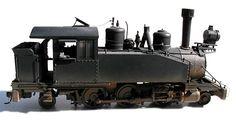 On30 2-6-2 Side Tank Locomotive