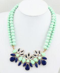 SHY Boutique statement necklace