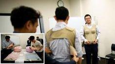 Waw Joblowan Jepang Ikuti Kursus Mengasuh Anak Untuk Dapatkan Istri