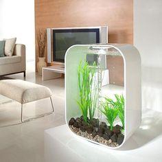 BiOrb Life 12-gallon Aquarium - modern - pet accessories - FRONTGATE