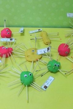 Sea Urchin Craft Ideas