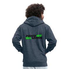 Spiel Pullover & Hoodies - i paused my game retro - Männer Premium Kapuzenjacke Jeansblau Tennis Outfits, Tennis Clothes, Fashion Online Shop, Tennis Gifts, Word Design, Baguette, Canada Goose Jackets, Atlanta, Cool Designs