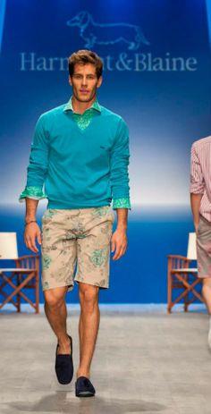 Harmont & Blaine / Spring/Summer 2014 Men's Collection.