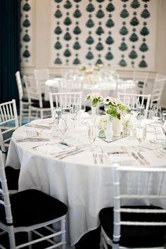 Lavish Santa Monica Wedding at Viceroy Hotel from Kristen Weaver Photography - wedding reception idea