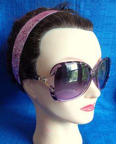 9a82137788 Ladies Vintage Tortoise Purple Sunglasses