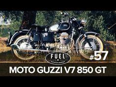 Resumen de la restauración Guzzi V7 850 de 1973 - YouTube