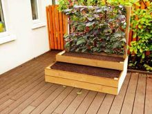 Climber beds are raised beds with plant supports built in kind of like an attached trellis for plants Monty Don, Plant Supports, Allotment, Grow Your Own, Climber, How To Level Ground, Garden Planters, Raised Beds, Outdoor Furniture