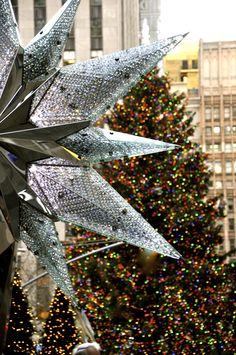 Bucket List - Christmas in NYC