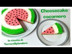 Cheesecake cocomero - YouTube