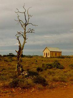 a little church Australian outback Canvas Painting Landscape, Landscape Walls, Landscape Photos, Landscape Photography, Scared Of The Dark, Australian Photography, Gothic Photography, Gothic Aesthetic, Western Australia