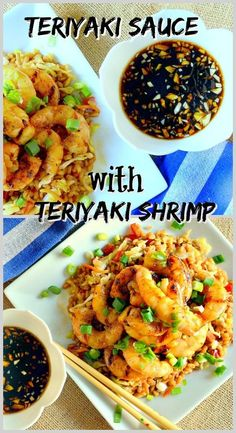 Teriyaki Sauce should be in everyone's repertoire. It is so easy to make and everyone loves it. Perfect for any grilled food it also ideal as a marinade and as a dipping sauce. #sauce #Japanesefood #Teriyaki #shrimp #marinade