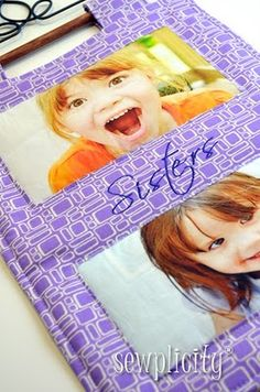 Tutorial: Photo Wall Quilt