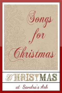 Songs to sing together at Christmas with lyrics on videos