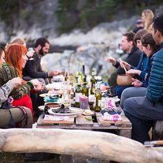 Some weeks ago we went on a spring getaway to the fjords of Oslo for a day of harvesting seafood, foraging spring greens and cooking a lovely meal together by the seaside. You can now read more about it at foodstudio.no.