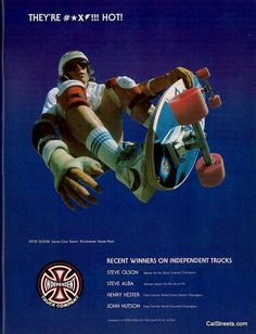 Vol 5 Vintage Skateboard Magazine Advertising - CalStreets Skateshop Old School Skateboards, Vintage Skateboards, Skateboard Pictures, Skateboard Decks, Skate Photos, Steve O, Skate And Destroy, Advertising, Ads