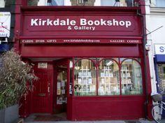 London Books — Kirkdale Bookshop & Gallery, SE26