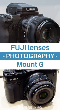 I list on this page all the lenses for Fujifilm's G-mount, i.e. medium format lenses from Fujifilm cameras. I will update the page as soon as new releases are available! Photography Basics, Photography Courses, Photography For Beginners, Light Photography, Learn Photography, Fujifilm, Lightroom Tutorial, Photos Voyages, Camera Hacks