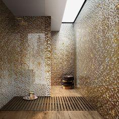 #sicis #mosaic #luxury #sicisdiamond #bathroom #shower #interiordesign