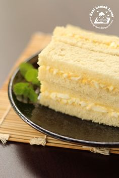 Recipe: Tamago Sando, Popular Japanese Egg Salad Sandwich|深夜食堂 卵サンド