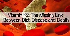 Most people have never heard of Vitamin K2. This vitamin is rare in the Western diet and hasn't received much mainstream attention. However… this powerful nutrient plays an essential role in many aspects of health....