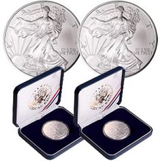 Silver American Eagle Coins w/Leatherette Presentation Box Auction Auction Bid, Auction Items, Xbox 360, Playstation, Online Garage Sale, Penny Auctions, Sound Cloud, Cool Things To Buy, Stuff To Buy