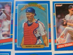 Cleveland Indians 1990 Sports Cards 25 pc Set VG Shape Sandy Alomar Mike Walker Safely Stored For Over 28 Years This Will be a great Gift for any Fan Shipping will be within 2 days of your payment All Sales are Guaranteed Satisfaction We a. Cleveland Indians, New Product, Great Gifts, Fans, Shape, Baseball Cards, Sports, Hs Sports, Sport