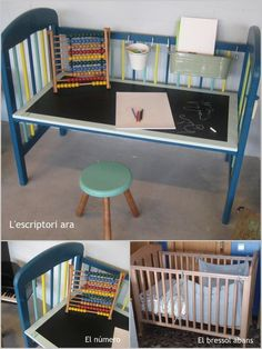 totally doing this for aali when she grow's out of her crib!!!