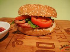 Przepis na bułki do burgerów – Pani Doktor gotuje