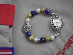 Cute Watch for a Cub Scout Den Leader