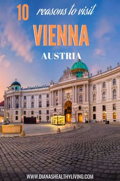 If you are traveling to Vienna Austria then check out this guide of the top things to do in Vienna Austria. Visit all the magical palaces eat the best wien schnitzel indulge in the sacher torte and the beautiful Vienna architecture. Europe Travel Tips, European Travel, Travel Destinations, Travel Packing, Usa Travel, Holiday Destinations, Budget Travel, Italy Travel, Travel Guides