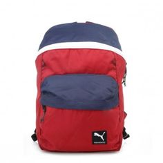 Puma Red Foundation Backpack