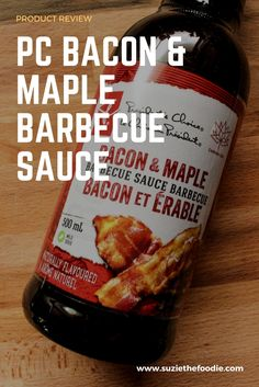 e73ab34aaf9 PC Bacon   Maple Barbecue Sauce Product Review