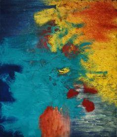 "Saatchi Art Artist Leonardo Cremonese; Painting, ""Green and Yellow"" #art"