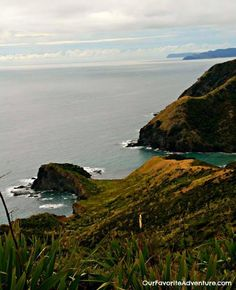 Cape Reinga, New Zealand is so amazing! The most northern point of the North Island of New Zealand! Must visit when you travel there!  http://ourfavoriteadventure.com