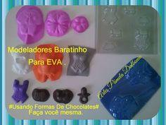 #COMO FAZER #MODELADOR UNIVERSAL CASEIRO PARA EVA AULA #07 de 10 - YouTube