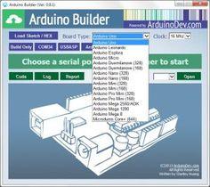 Arduino Builder