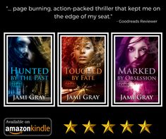 Jami's PSY-IV Teams are available at Amazon or read for free with Kindle Unlimited! Check out all her books here!