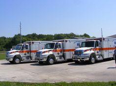 Hamilton County Emergency Medical Services - Ambulance Fleet