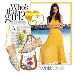 """""""Twinkledelas 19"""" by danijela-3 ❤ liked on Polyvore featuring Summer, MustHave, trending, summerwear and twinkledeals"""