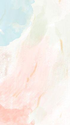 Pastel graphic iPhone wallpaper